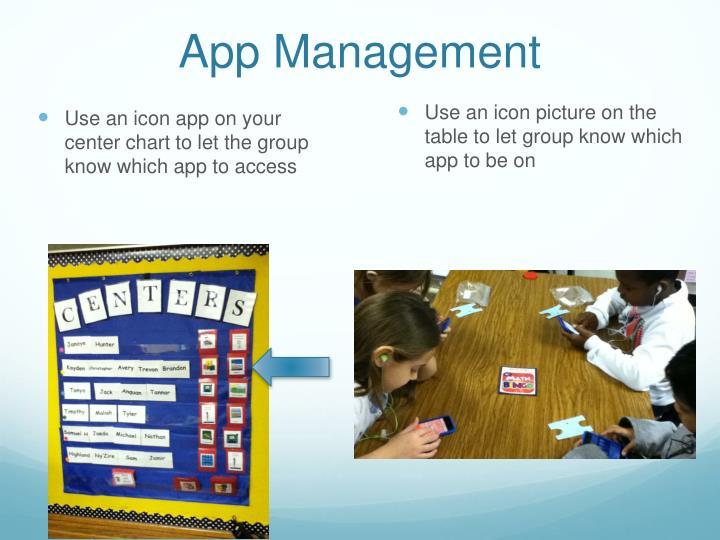 App Management