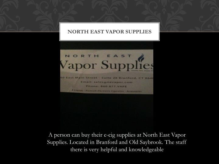 North East Vapor Supplies