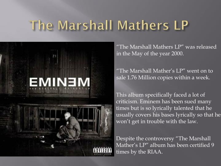The Marshall