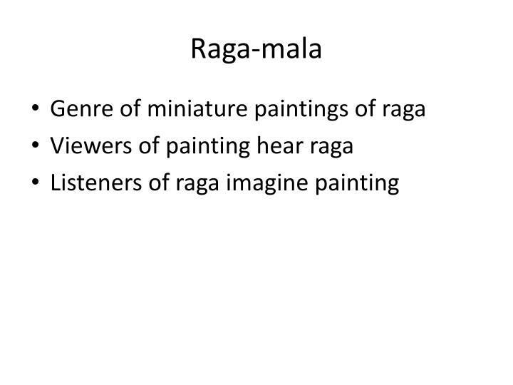 Raga-mala