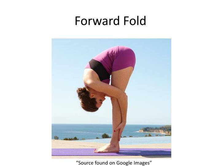 Forward Fold