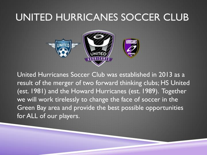 UNITED HURRICANES SOCCER CLUB