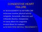 congestive heart failure17