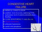 congestive heart failure21