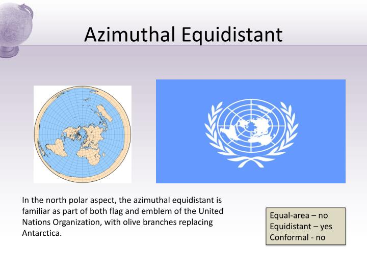 """azimuthal projection """"projections in web browsers are terrible and you should be ashamed of yourself  methods of projection planar/azimuthal earth intersects the plane on a small."""