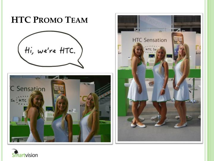 HTC Promo Team