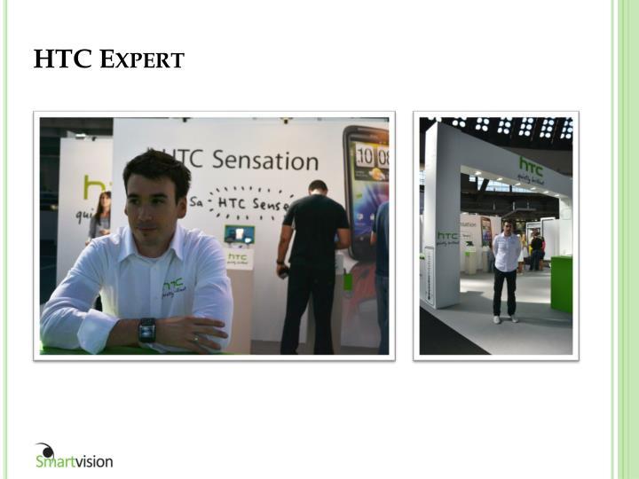 HTC Expert