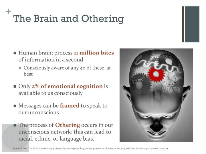 The brain and othering