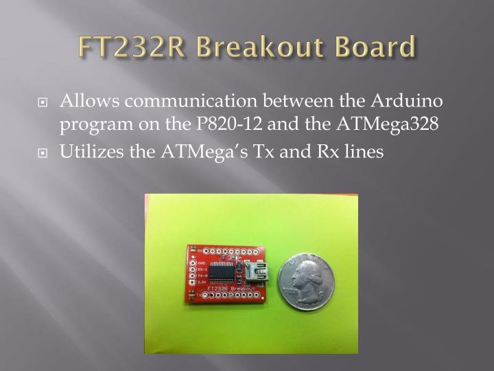 FT232R Breakout Board