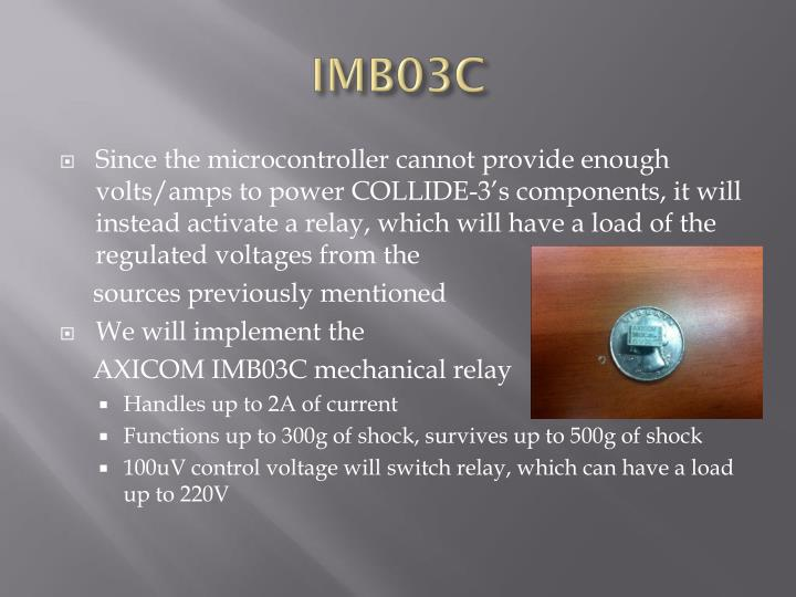 IMB03C