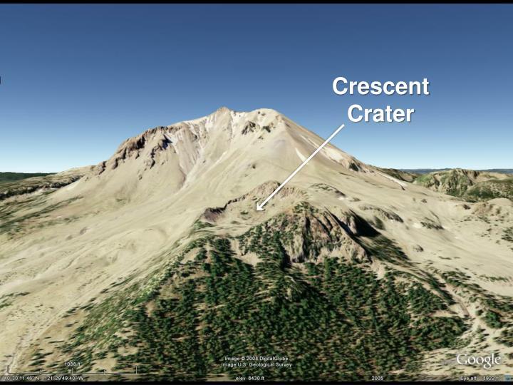 Crescent Crater
