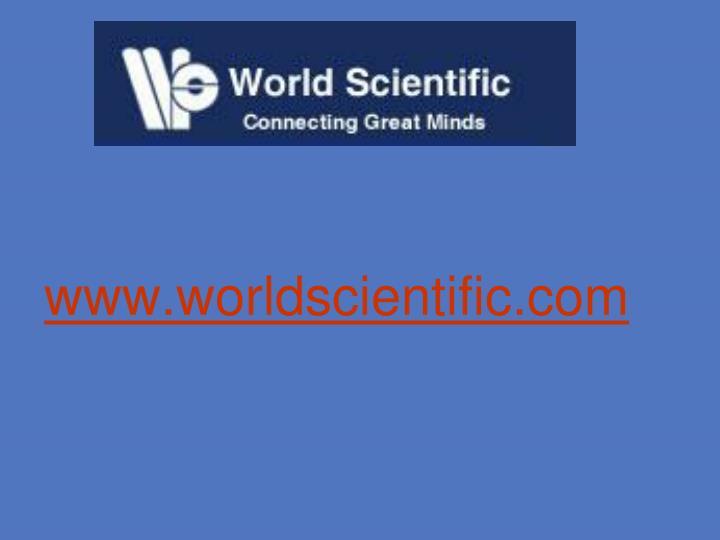 www.worldscientific.com