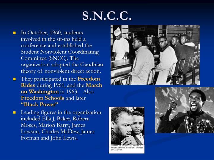 S.N.C.C.