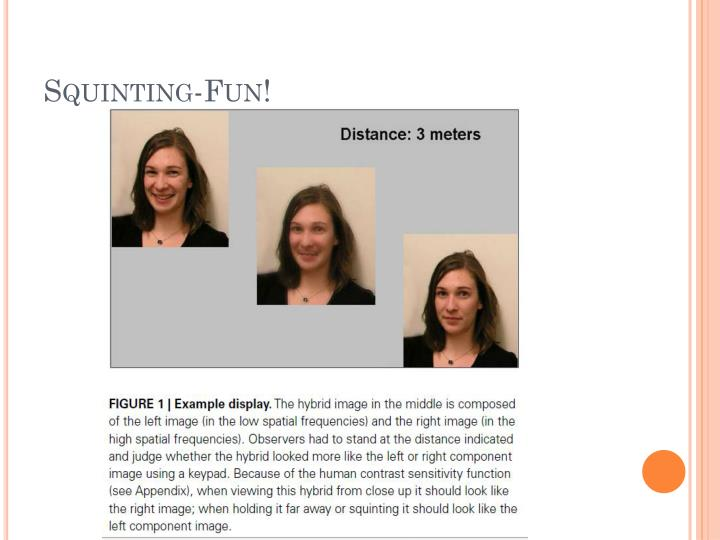 Squinting-Fun!