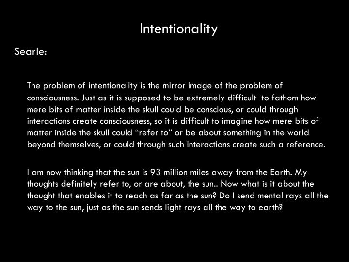 Intentionality1