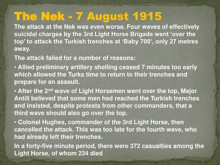 The Nek -