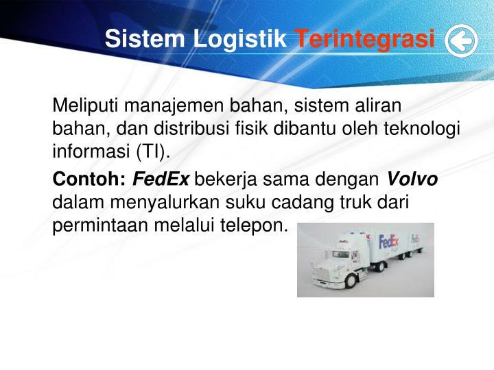 Sistem Logistik