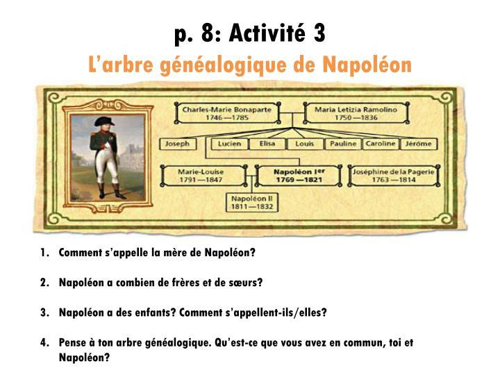 p. 8: Activité 3