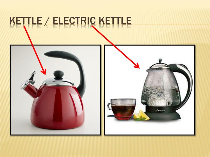 Kettle / electric kettle