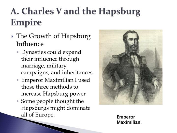 A. Charles V and the Hapsburg Empire
