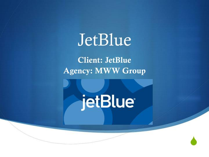 cases study jetbule Jetblue deployed salesforce buddy media to have a more streamlined and flexible way to roi case study salesforce buddy media jetblue.