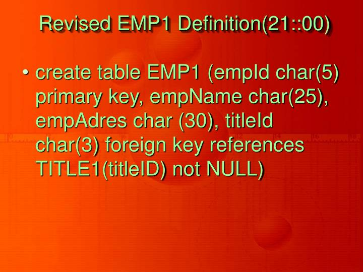 Revised EMP1 Definition(21::00)