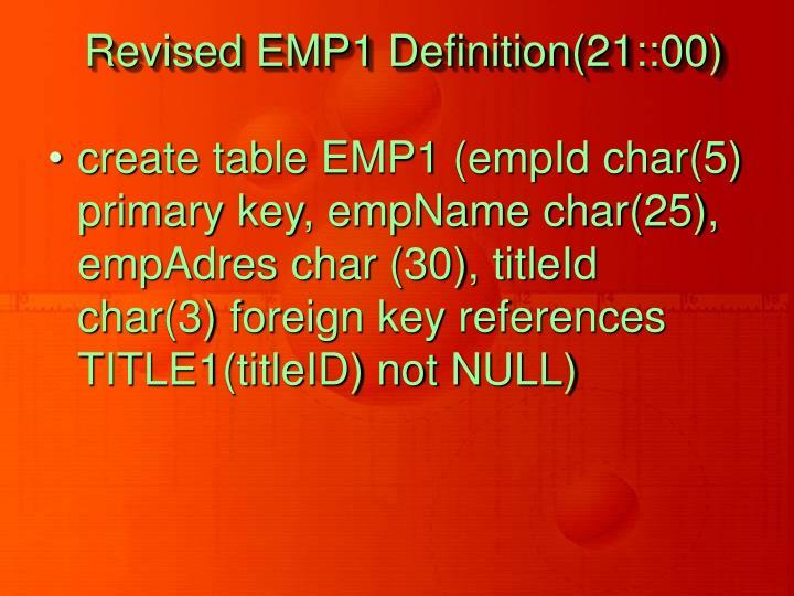 Revised EMP1 Definition(21::00)