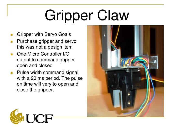 Gripper Claw