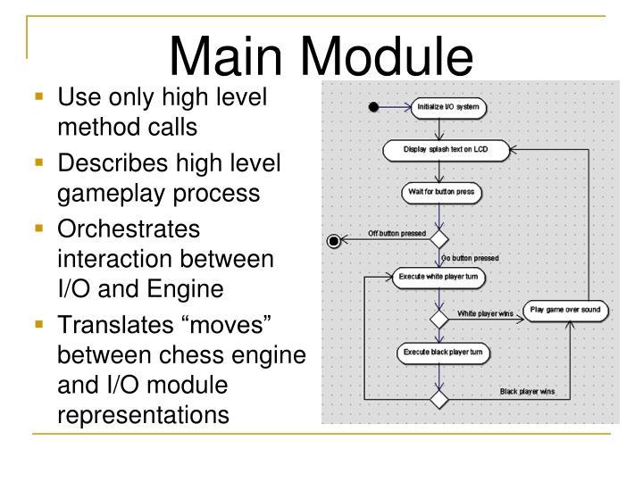 Main Module