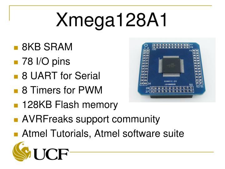 Xmega128A1