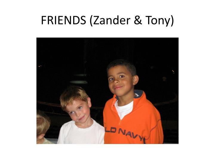 FRIENDS (