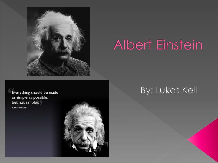 albert einstein a biography essay Personal life: essay on albert einstein albert einstein was born on 14 march 1878 in ulm, under the kingdom of german empire his father hermann einstein was a salesman and his mother pauline koch was an engineer.