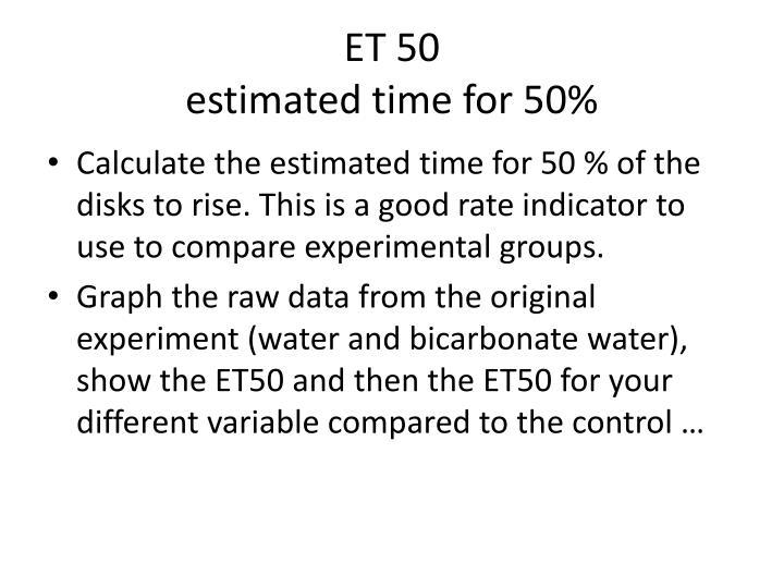 ET 50