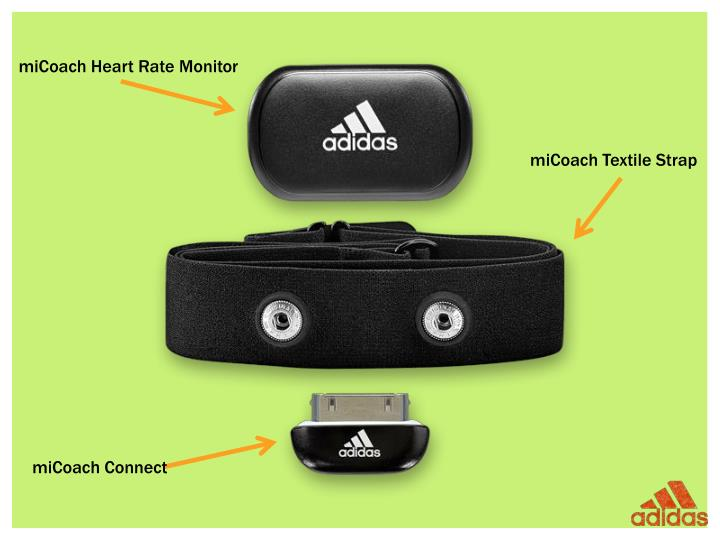 miCoach Heart Rate Monitor