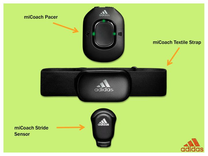 miCoach Pacer