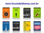 s tore forumdeidiomas com br