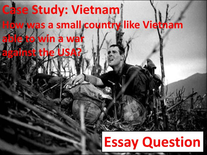 Vietnam War Research Paper