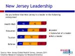 new jersey leadership