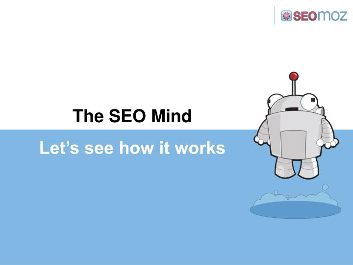 The SEO Mind