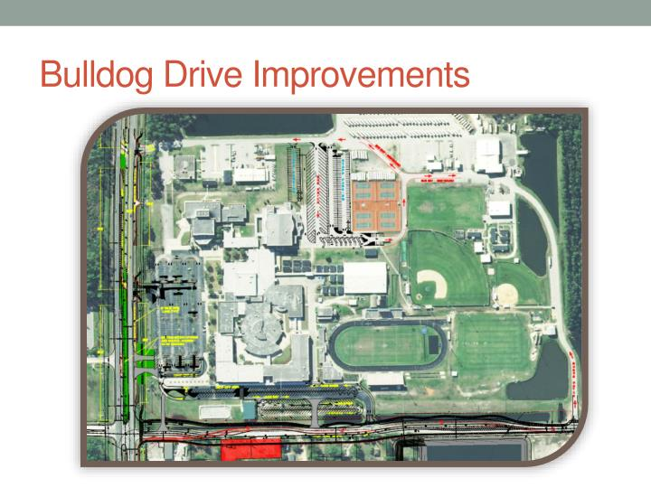 Bulldog Drive Improvements