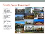 private sector investment