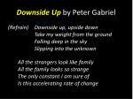 downside up by peter gabriel1