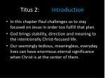 titus 2 introduction2