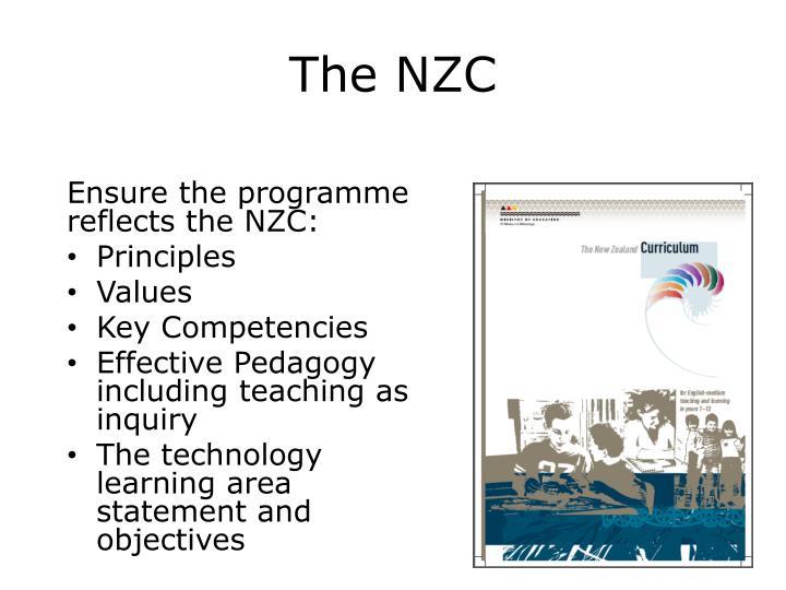 The NZC