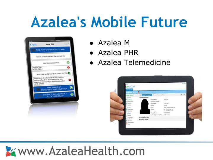 Azalea's Mobile Future