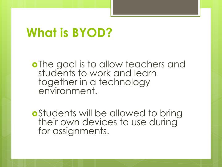 What is byod1