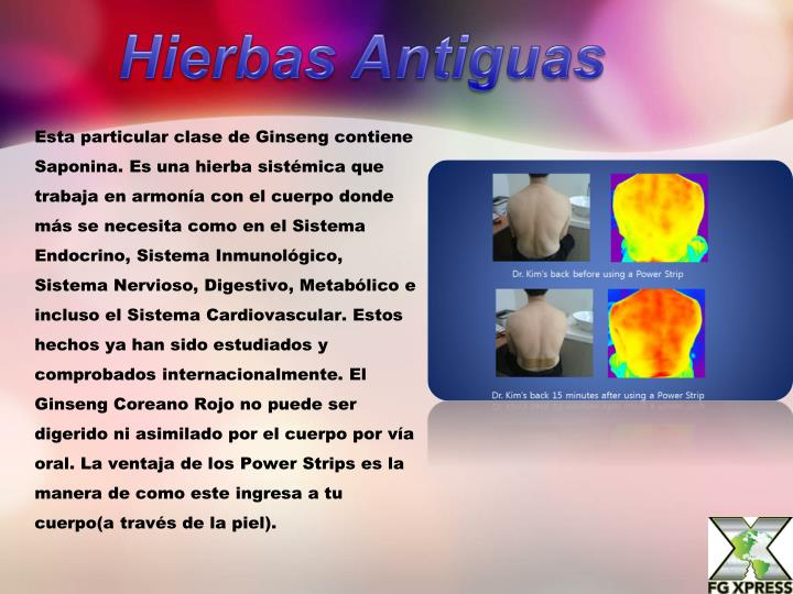 Hierbas Antiguas