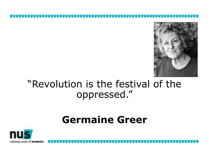 """""""Revolution"""