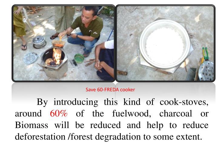Save 60-FREDA cooker