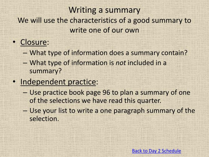 Qualities of a good essay writer